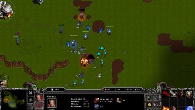 Loria screenshot 1