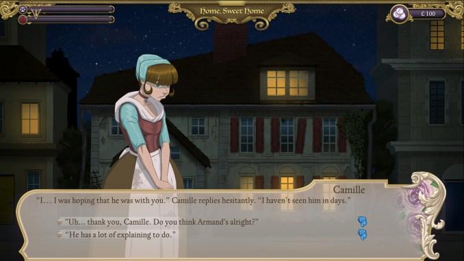 Ambition: A Minuet in Power screenshot 1