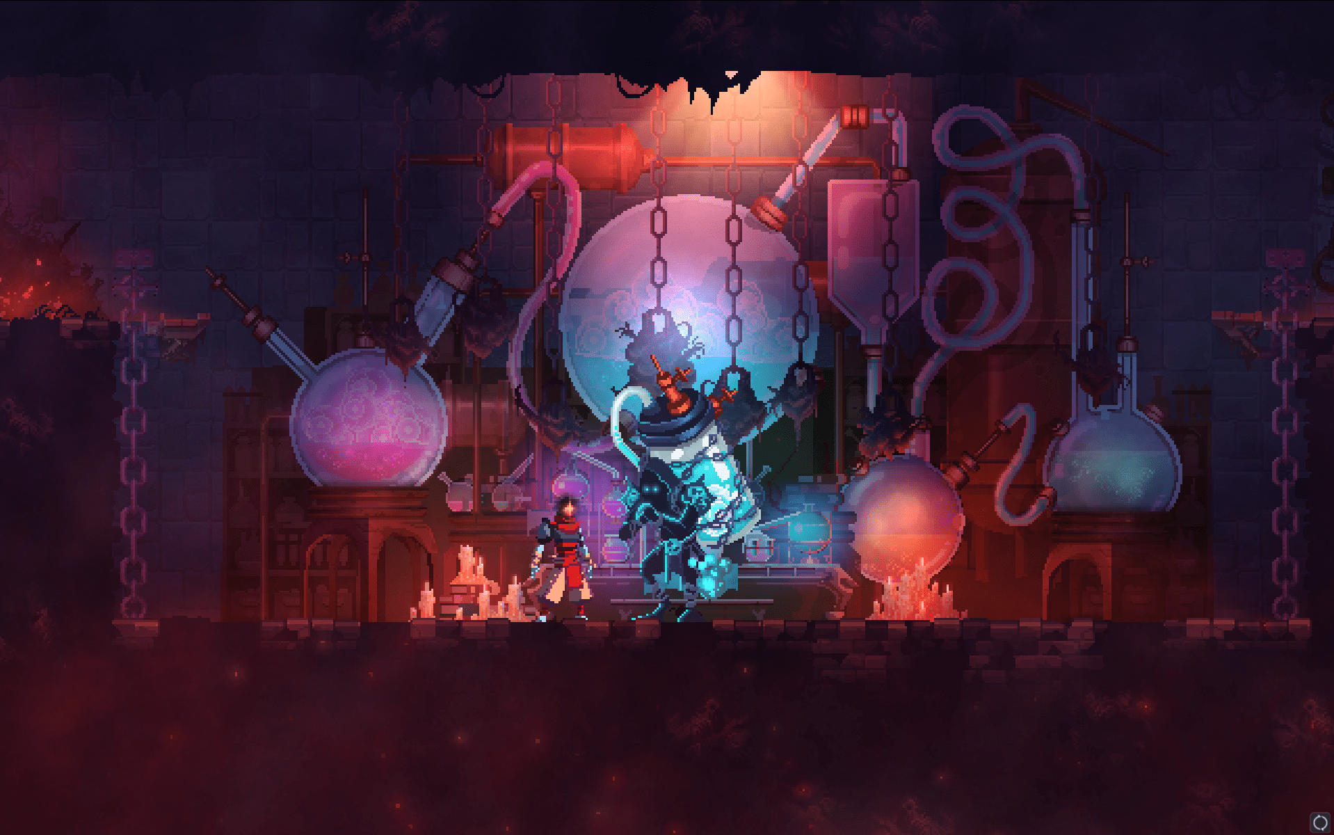 Image result for dead cells screenshots