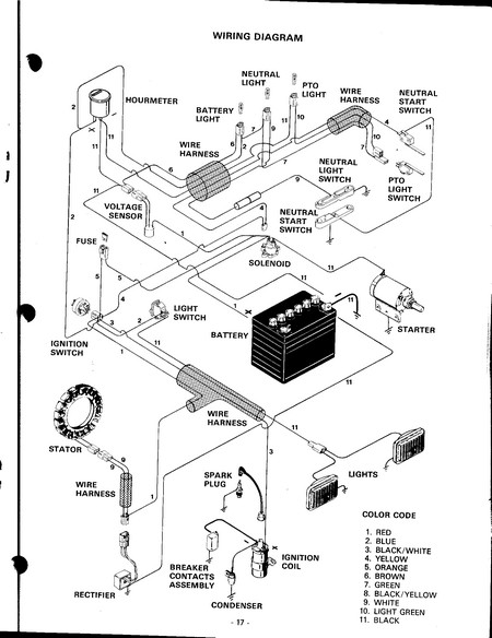 Case 442 Wiring Diagram