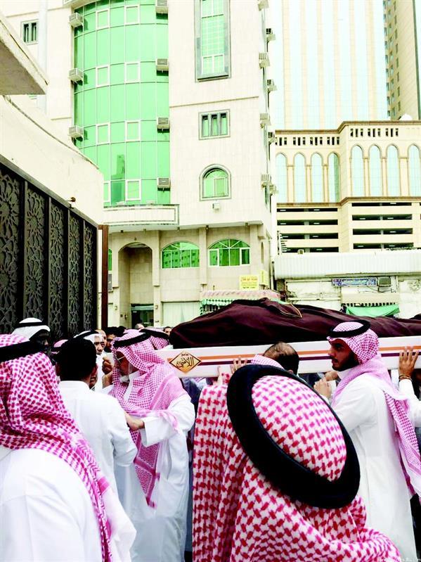 مكة تشيّع رجل الأعمال وليد الجفالي إلى مثواه الأخير