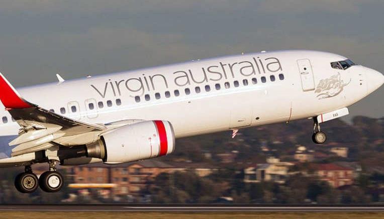 """طيران """"فيرجن أستراليا"""""""