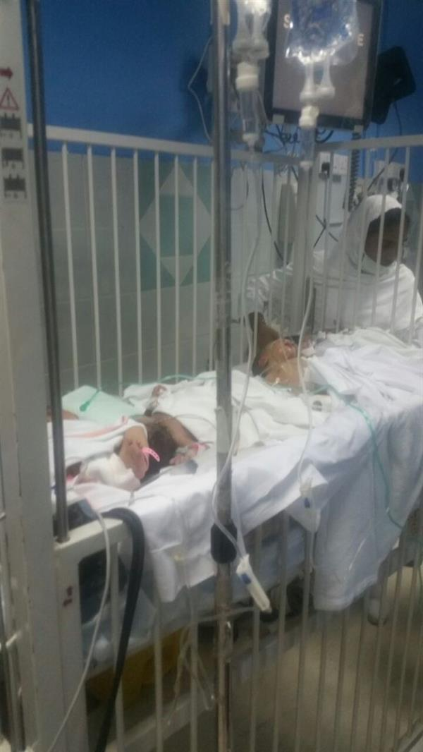 """""""الدفاع المدني"""" يباشر حريقا اندلع في مستشفى صامطة العام (صور)"""