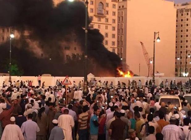 9- تفجير المدينة: