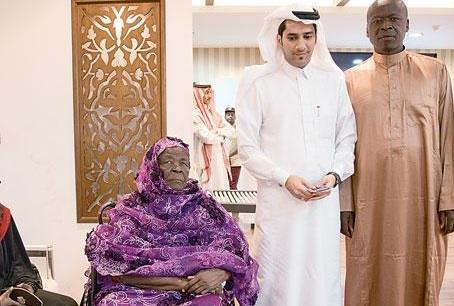 سارة عمر جدة الرئيس بارك أوباما