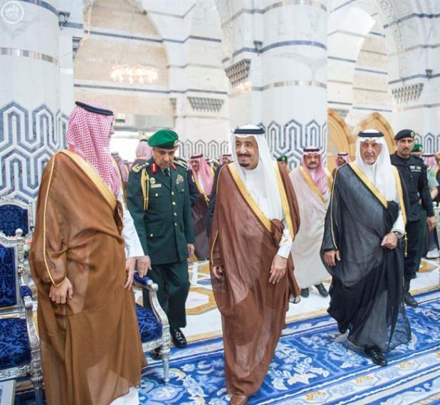 خادم الحرمين يغادر إلى خارج المملكة في إجازة خاصة
