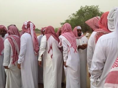 القنفذة تشيع ابنها العمري شهيد «المقذوف الحوثي»