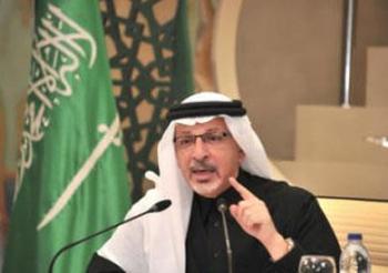 السفير قطان يقاضي السياسي المصري أيمن نور