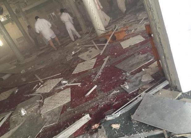 2- مسجد القديح: