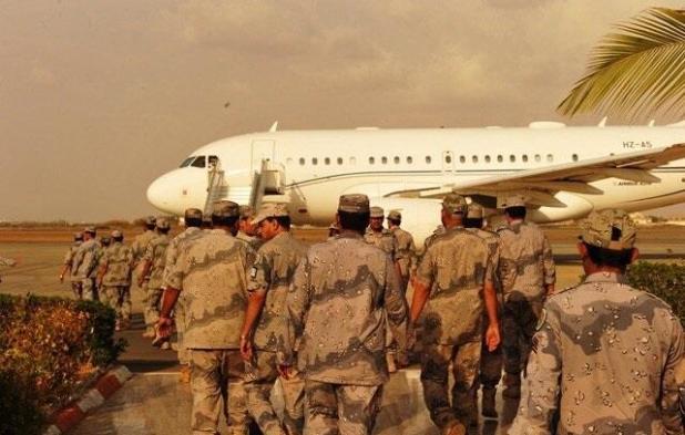 بالصور.. نقل جثمان الشهيد الحربي إلى الرياض استعداداً لدفنه