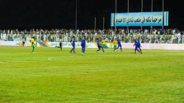 ملعب نادي الاخدود بنجران