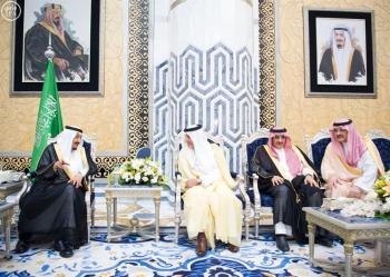 خادم الحرمين الشريفين يصل إلى جدة قادماً من الرياض