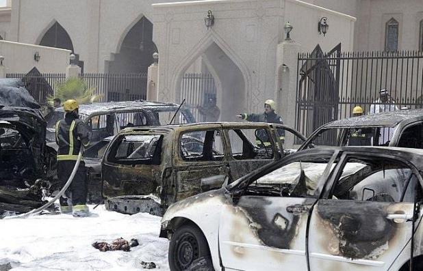 3- مسجد العنود بالدمام: