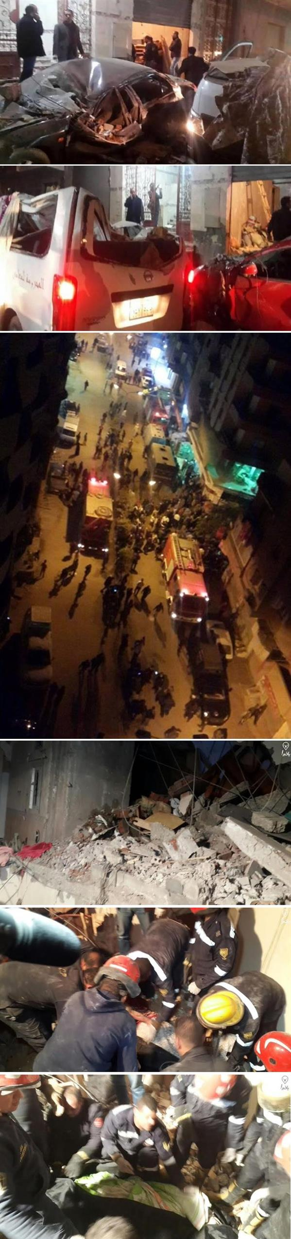 مصر : قتلى وجرحى بانفجار في شارع الهرم