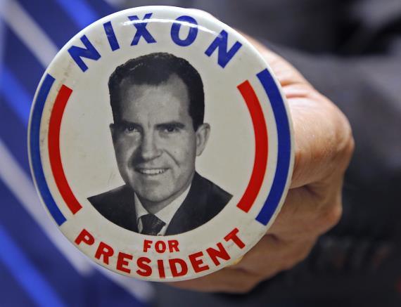 ريتشارد نيكسون: