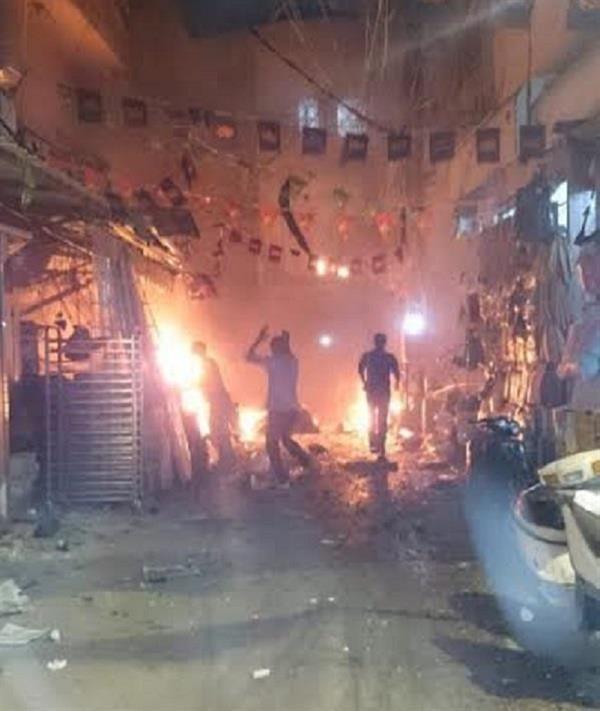 بالفيديو والصور.. 40 قتيلاً و 180 جريحاً في تفجيرين انتحاريين ببيروت.. و داعش يتبنى العملية