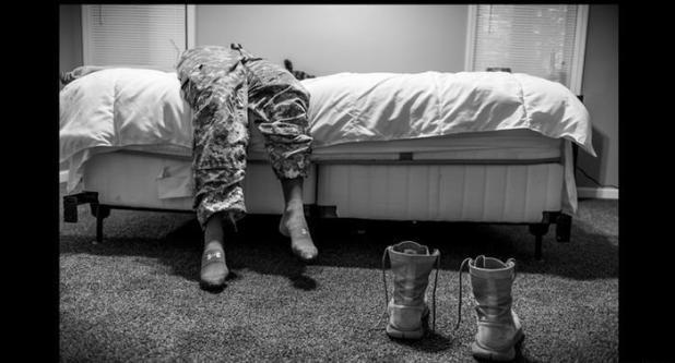 التحرش بالنساء واغتصابهن في الجيش الأمريكي