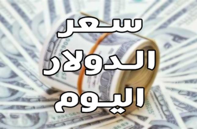 سعر الدولار اليوم تحديث يومي في البنوك المصرية والسوق السوداء