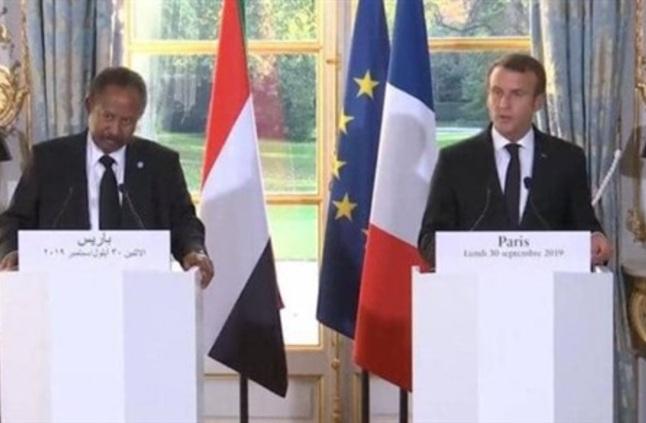 Photo of فرنسا تعرض استضافة مؤتمر لديون السودان فور رفع العقوبات الأمريكية