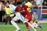 خطف صلاح قلوب المصريين في نهائي دوري أبطال أوروبا بعد إصابته البالغة