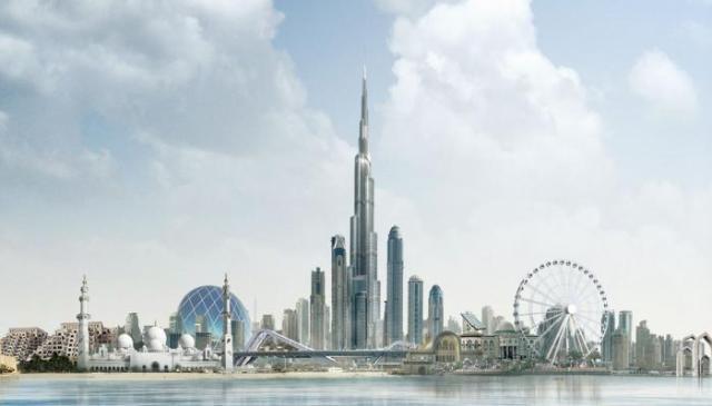 الأماكن السياحية في دبي وأبوظبي