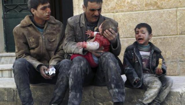 مليون سوري يعيشون تحت الحصار