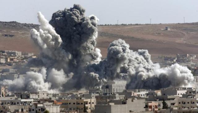 غارات روسية وسورية متواصلة على حلب