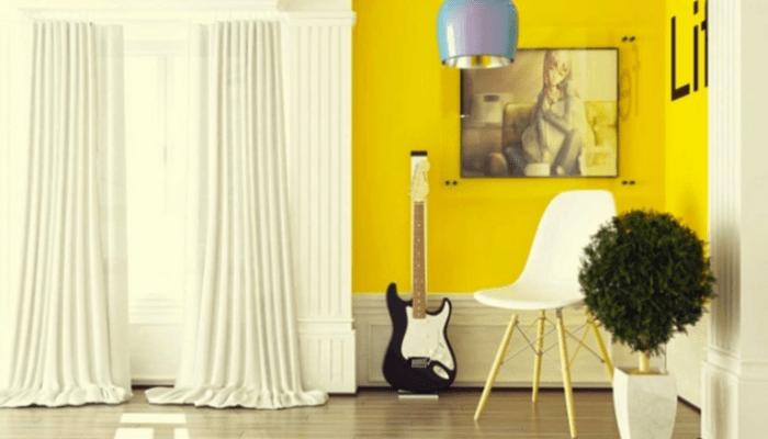 أبرز 6 ألوان لديكور المنازل في 2019 منها الجنزاري والأصفر