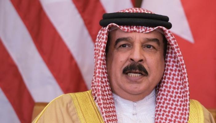 ملك البحرين ندعم مبادرات خادم الحرمين لرفعة أمتنا الإسلامية