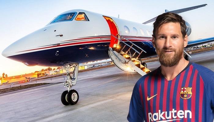هدية ميسي للاعبي الأرجنتين.. مبروك كسبت رحلة بالطائرة