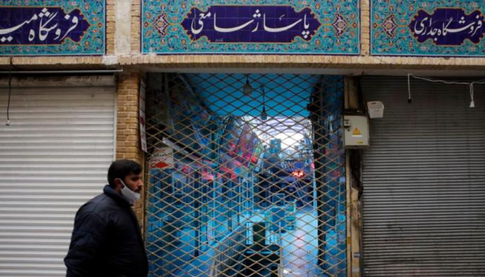 فروپاشی اقتصاد ايران به دلیل ويروس کرونا وتحريم ها