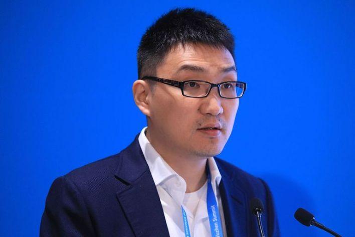 كولين تشنغ هوانغ مؤسس شركة Pinduoduo