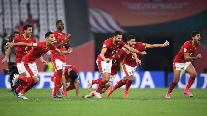 Al-Ahly of Egypt participates in the Club World Cup 2021 again