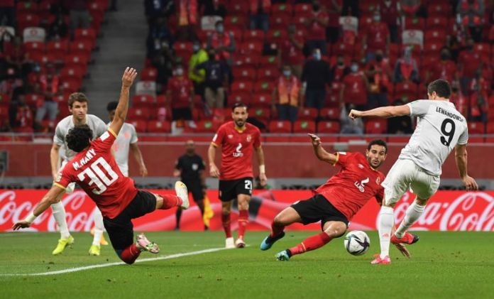 Al-Ahly of Egypt participates in the 2021 FIFA Club World Cup again