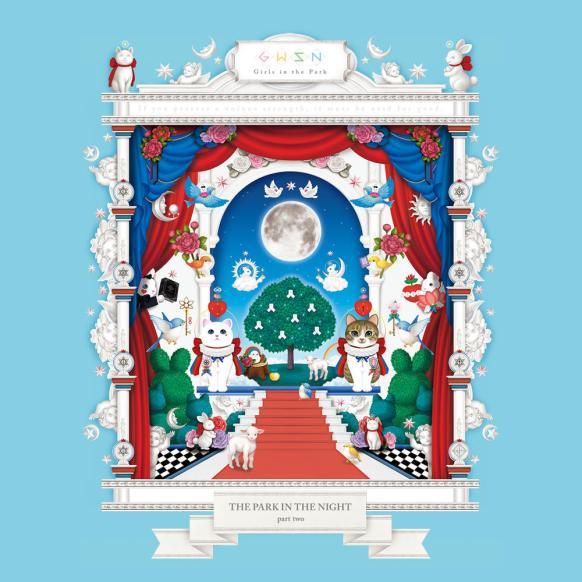 Znalezione obrazy dla zapytania the park in the night part two album buy
