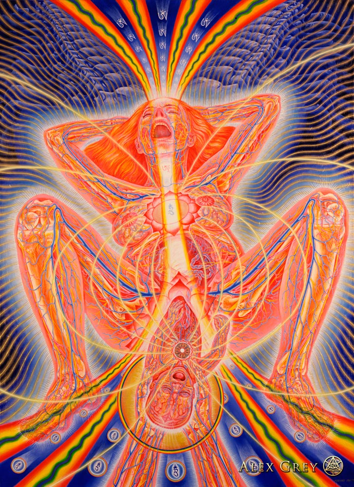 Birth  Alex Grey