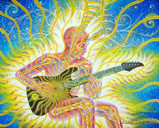 Image result for alex grey