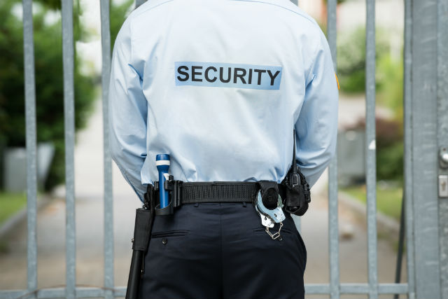 Can I Concealed Carry As A Security Guard  Alien Gear Holsters Blog