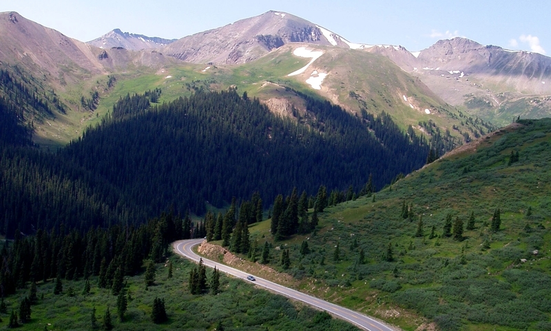 Independence Pass Aspen Colorado  AllTrips