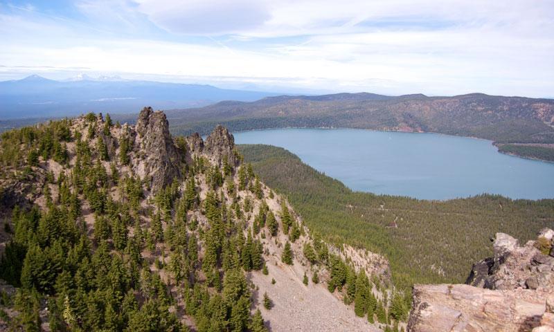 Newberry National Volcanic Monument Oregon  AllTrips