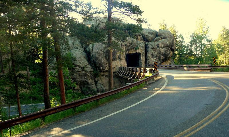 Iron Mountain Road South Dakota  AllTrips
