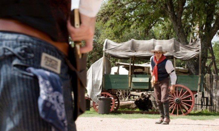 Wild West Gunfire Reinactment