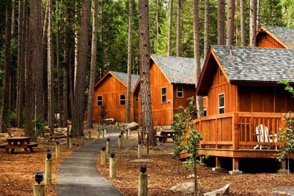 Book Family Cabin  One Bedroom Yosemite National Park