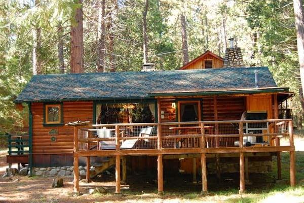 Yosemite National Park Cabin Rentals  Getaways  All Cabins