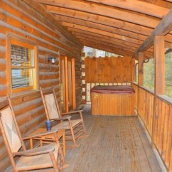 Sofa Sleeper For Cabin How To Make Bed Book All About Love Pigeon Forge Tennessee Cabins Deck