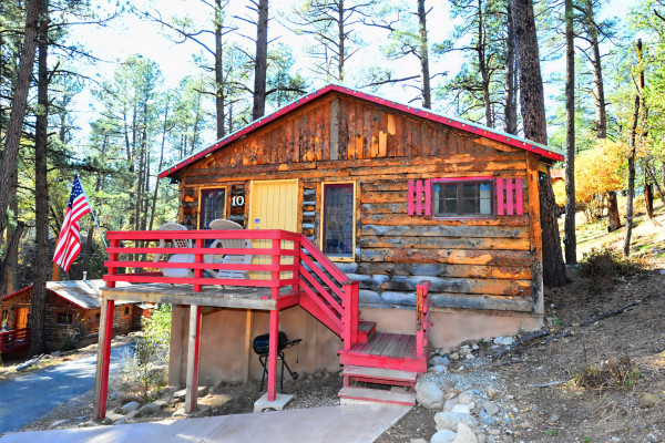 Ruidoso New Mexico Cabin Rentals  Getaways  All Cabins