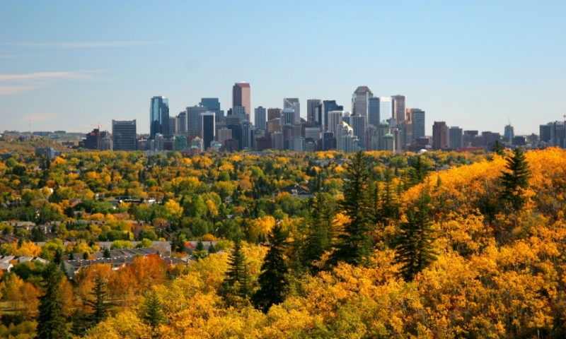 Free Wallpaper Fall Colours Places To Visit Calgary Ab Alltrips