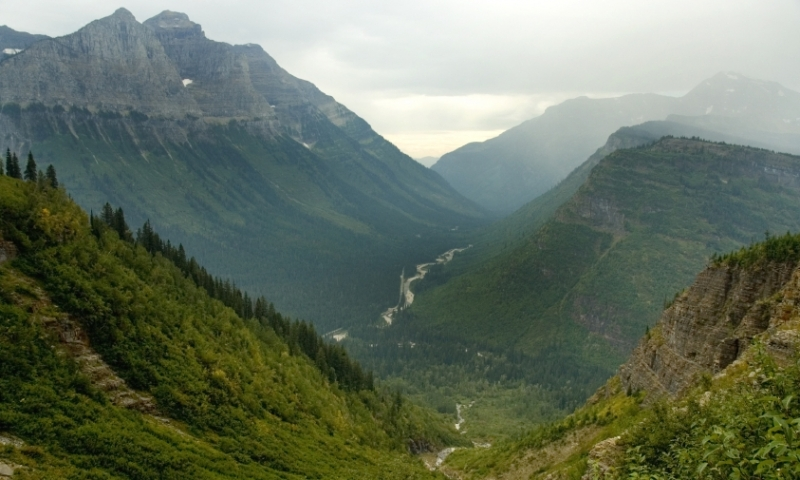 Going to the Sun Road in Montana  AllTrips