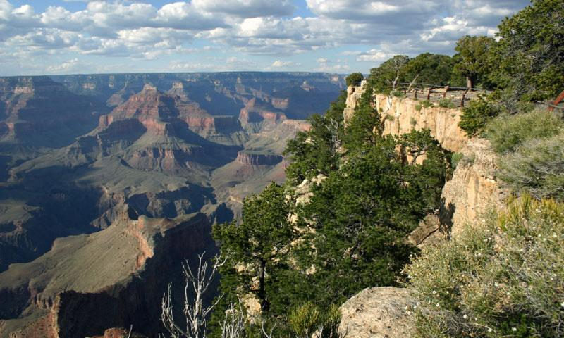 Yavapai Point Observation Station Grand Canyon South Rim