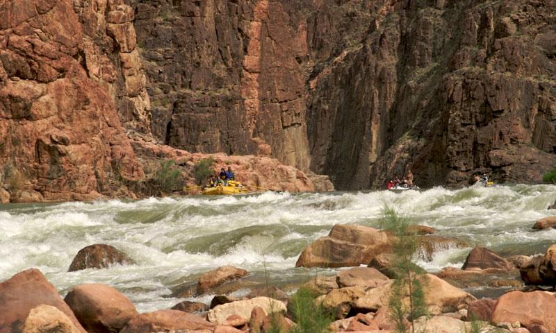 Inner Grand Canyon Colorado River Gorge Highlights  AllTrips